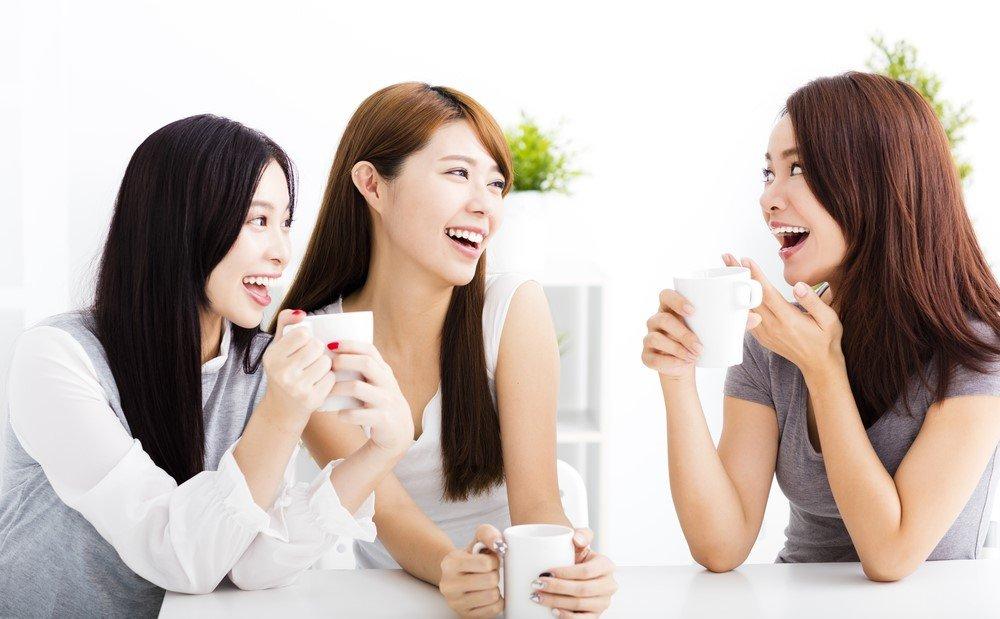 Komunitas wanita positif sukses berkarir