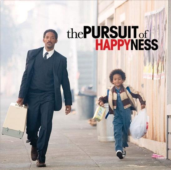 The Pursuit of Happyness, Jangan Menyalahkan Keadaan dan Teruslah Berusaha